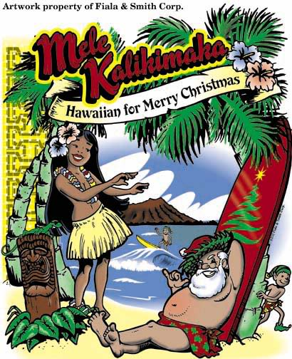 Merry Christmas In Hawaiian.Merry Christmas From Around The World Quest4thebest Org