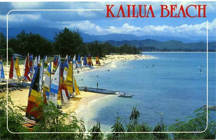 Kailua Beach - Beach - 526 Kawailoa Road , Kailua, Hawaii, 96734, US