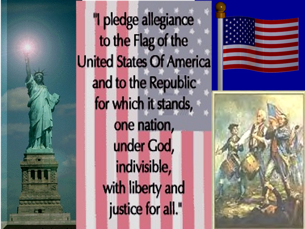 pledge of alligence