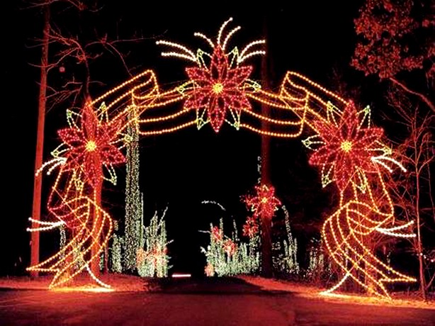 Del Mar Fairgrounds presents… HOLIDAY OF LIGHTS… Thanksgiving -New ...